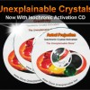 Unexplainable Isochronic Crystal Activation